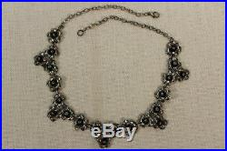 Toulhoat Collier Printemps Argent Massif Neuf Bretagne French Silver